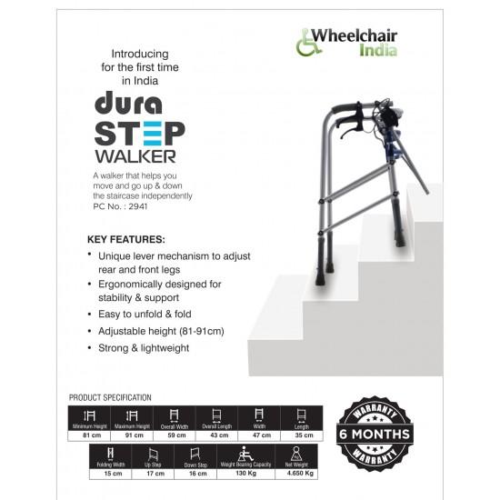 Vissco Dura Step Stair Climbing Walker 2941