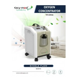 Oxygen Concentrator ECO 10 Liter - Oxymed