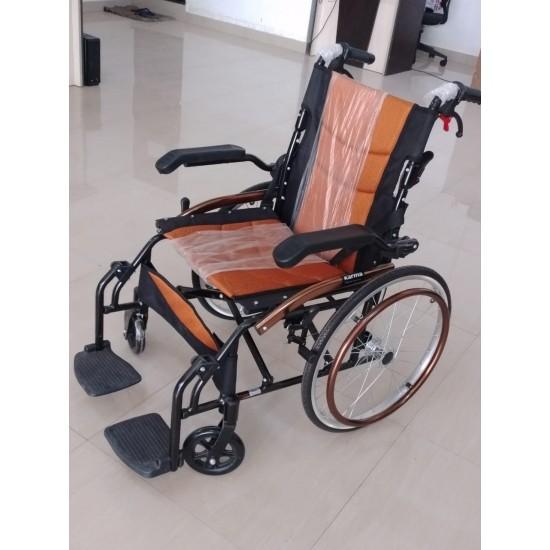 Karma Ryder 13 Comfortable Wheelchair
