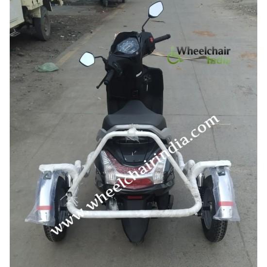 Side Wheel Attachment Kit For New Honda Activa 125 BS6