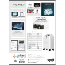 Oxygen Concentrator ECO 5 Liter - Oxymed